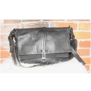 NWT TOPSHOP Stunning Pebbled Leather Crossbody BAG